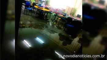 Escola de Campo Limpo Paulista afetada por enchente preocupa pais de alunos - Novo Dia Notícias