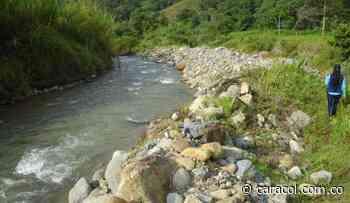 Desviaron en 40 metros el cauce del río Navarco en Salento, Quindío - Caracol Radio