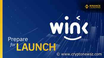 WINk is Ready to introduce its Win Token via Binance Launchpad - CryptoNewsZ