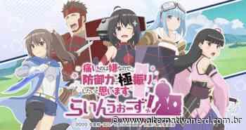 Itai no wa Iya nano | Anime anunciado! - Alternativa Nerd