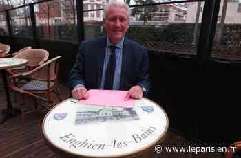 Municipales à Enghien-les-Bains : le maire Philippe Sueur attaqué de l'intérieur - Le Parisien