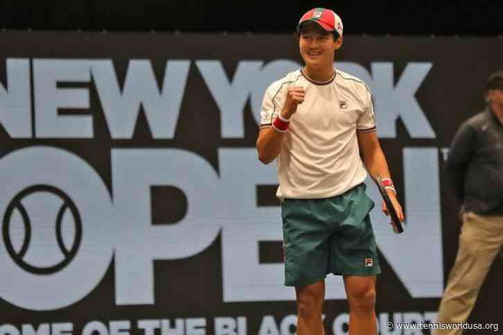 Soonwoo Kwon reveals key elements in victory over Milos Raonic