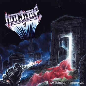 Kritik zu Vulture GHASTLY WAVES & BATTERED GRAVES - Metal Hammer