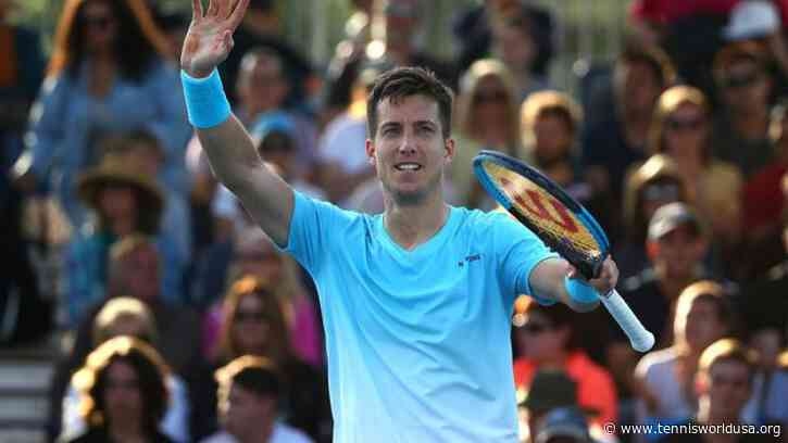 Aljaz Bedene reflects on shock Stefanos Tsitsipas win in Rotterdam