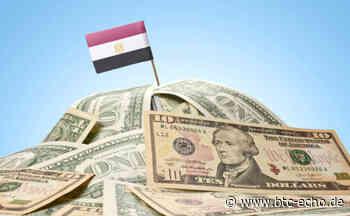 Nationalbank von Ägypten setzt auf Ripple, XRP-Kurs steigt an - BTC-ECHO Bitcoin & Blockchain Pioneers