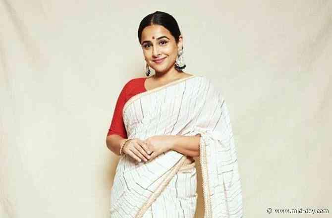 Vidya Balan: Female actors are more vocal
