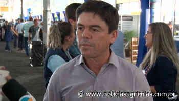 Femagri 2020 - Entrevista com Claudeci Divino de Araujo - Prefeito de Juruaia - Notícias Agrícolas