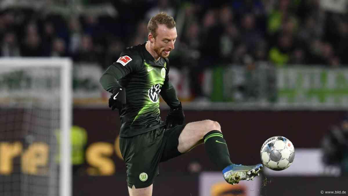 """VfL Wolfsburg: Maximilian Arnold: """"Ein paar Tore wären ganz gut!"""" - BILD"""