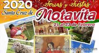 Ferias y Fiestas en Motavita, Boyacá - Ferias y fiestas de Colombia - Viajar por Colombia