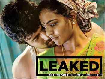 Vijay's World Famous Lover leaked online