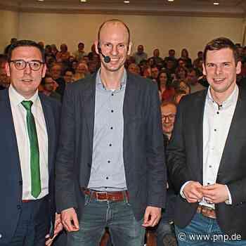 Podiumsdiskussion: Bürgermeisterkandidaten im fairen Wettstreit - Arnstorf - Passauer Neue Presse