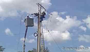 Por obras de mejora de redes, no habrá energía en Arjona y Mahates, Bolívar - caracol.com.co