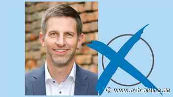 Vom Dritten zum Ersten Bürgermeister: Thomas Weber aus Soyen will's wissen   Wasserburg - Oberbayerisches Volksblatt