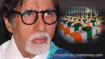 Pulwama attack anniversary: Amitabh Bachchan remembers martyrs with a rich tribute