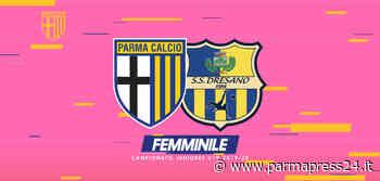 JUNIORES UNDER 19 FEMMINILE, 2^ GIORNATA: PARMA-DRESANO, GUARDA LA DIRETTA STREAMING - ParmaPress24 - ParmaPress24