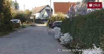 Startschuss für das Neubaugebiet in Hochberg - Schwäbische