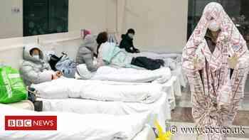 Coronavirus: New China figures highlight toll on medical staff