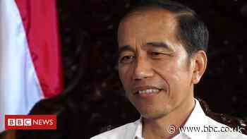 Indonesia's Jokowi: Reformer turns pragmatist