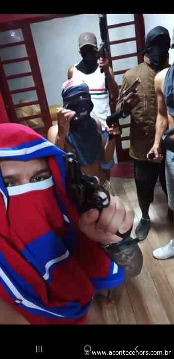 Em vídeo, homens armados citam cidades de Espumoso e Salto do Jacuí - Acontece no RS