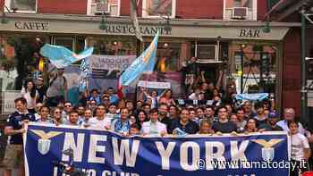 """Lazio Club New York in fiamme, boom di donazioni: """"Torneremo presto"""""""