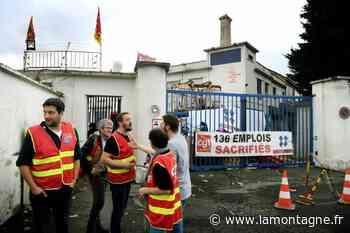 Les dix derniers salariés de Luxfer à Gerzat (Puy-de-Dôme) viennent d'être licenciés - La Montagne