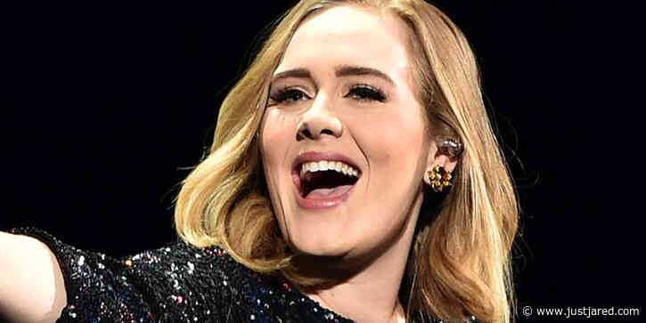 Adele Looks Fit While Getting in a Workout After Attending Oscars Afterparty