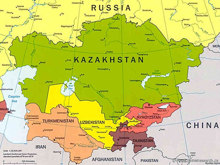 """The US' """"Central Asian Strategy"""" Isn't Sinister, but that Doesn't Mean It'll Succeed"""
