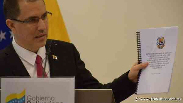 Venezuela Files Complaint at The Hague ICC: 'US Coercive Measures Are Mass Destruction Weapons'