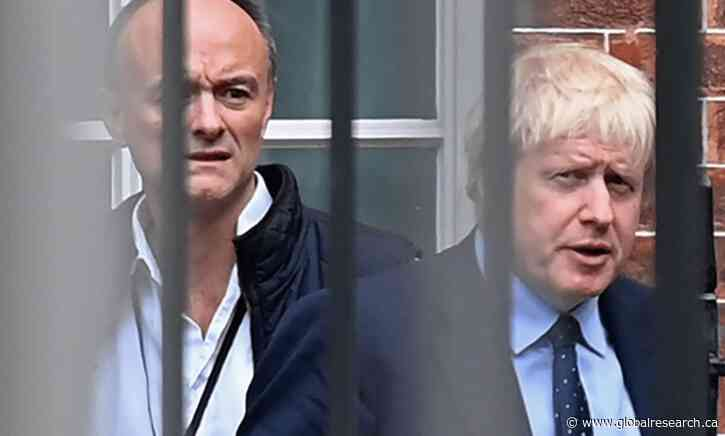 Prime Minister Johnson Up the Government's 'Revenge' on Britain's Judicial System