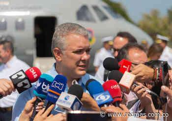 Presidente Duque encabeza Consejo de Seguridad en Montelíbano, Córdoba - RED+ Noticias