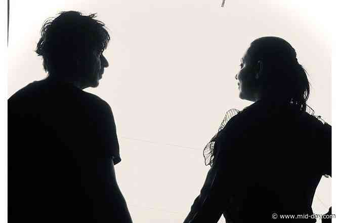 Shah Rukh Khan's witty quip on 36th Valentine's Day with wife Gauri