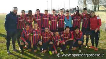 Juniores Provinciali JUNIORES PROVINCIALI A Cinquina della Montodinese a Vailate - Sportgrigiorosso
