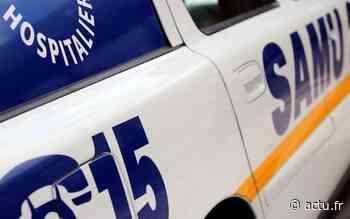 Val-d'Oise. Un cycliste sérieusement blessé après une chute à Viarmes - actu.fr