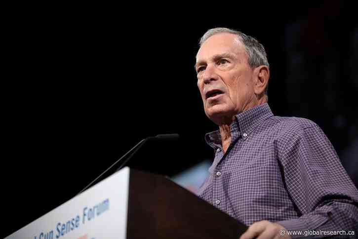 "Black Democrats Endorse Bloomberg after Release of Racist Boasts on ""Stop-and-frisk"""