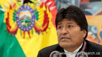 Bolivian Elections Will be an Opportunity to Legalize the Coup