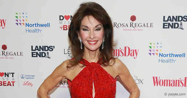Susan Lucci Is Auctioning Off Tons of Designer Pieces from Her Closet for a Heart-Warming Cause