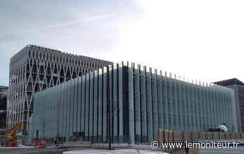 A Nice, l'Imredd intègre un nouveau bâtiment conçu par Marc Barani - Moniteur