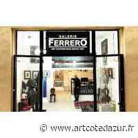 La galerie Ferrero s'installe dans le vieux Nice - Art Côte d'Azur