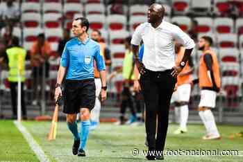 "Nice - Vieira : ""Ne pas passer à travers"" contre Toulouse - Foot National"