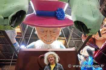 Nice : quand les «Ymagiers» croquent les géants du carnaval - Le Parisien