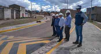 Obras de Plan Copesco en distrito de Atuncolla en etapa final - Diario Correo