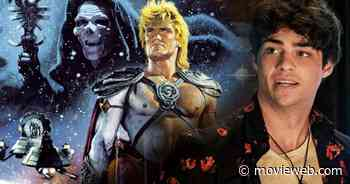 Masters of the Universe Shoots This Summer According to He-Man Actor Noah Centineo