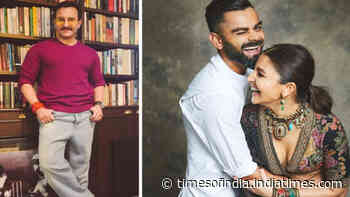 For Saif Ali Khan, Anushka Sharma and Virat Kohli are best couple in Bollywood