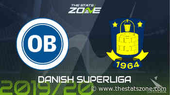 2019-20 Danish Superliga – OB vs Brondby Preview & Prediction - The Stats Zone