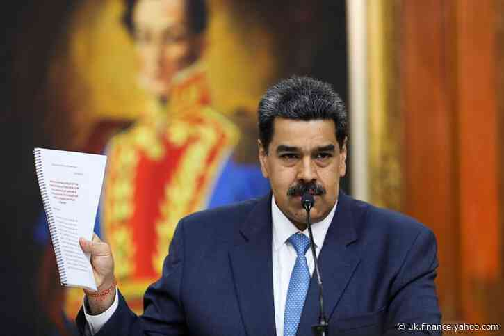 Venezuelan's Maduro calls his decision allowing dollar transactions 'correct'