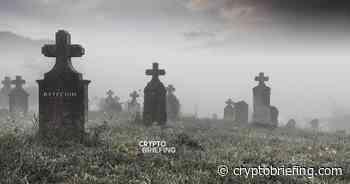 Bytecoin Price Analysis BCN / USD: Death Cross - Crypto Briefing