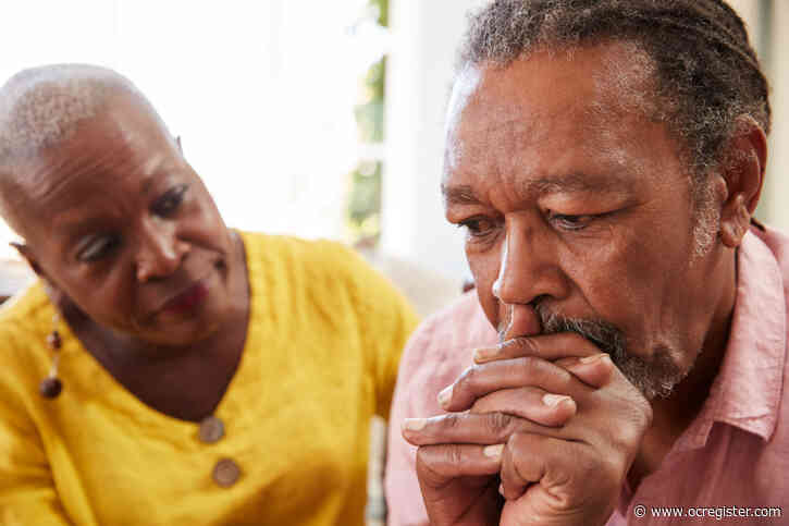Successful Aging: I'm worried my spouse is depressed. What should I do?