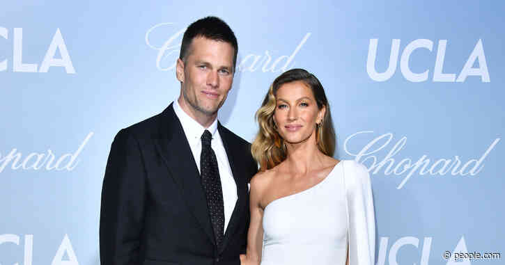 Tom Brady Calls Wife Gisele Bündchen 'My Forever Valentine' in Sweet Holiday Post