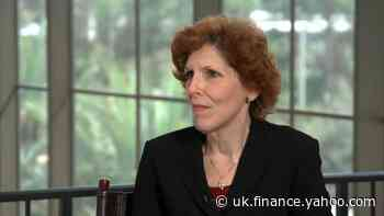 Fed's Mester on U.S. Economy, Coronavirus Risk and Rates