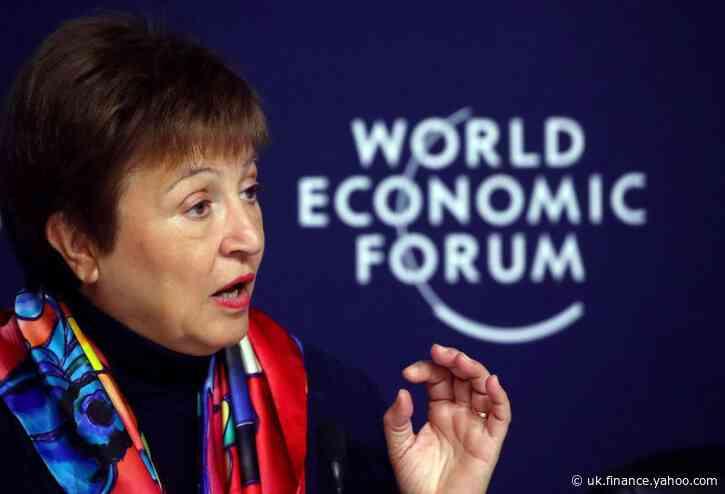 IMF chief hopes for global policy response to mitigate coronavirus impact
